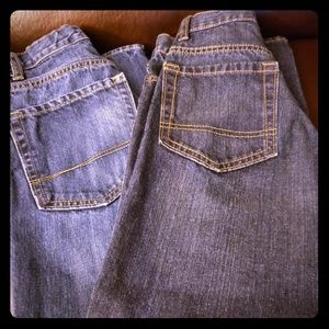 Lot of 2 Boys Jeans
